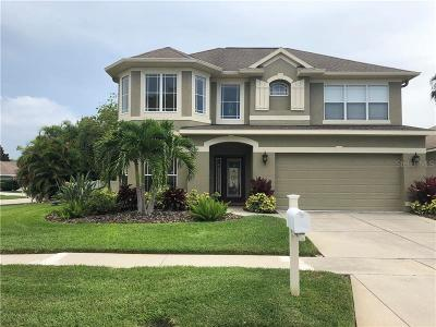 Palm Harbor Single Family Home For Sale: 4866 W Breeze Circle