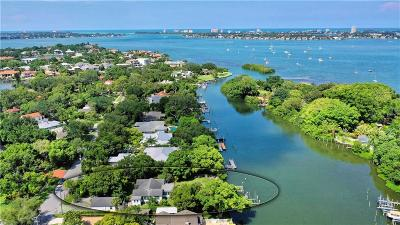 Sarasota Single Family Home For Sale: 1585 Bay Point Drive