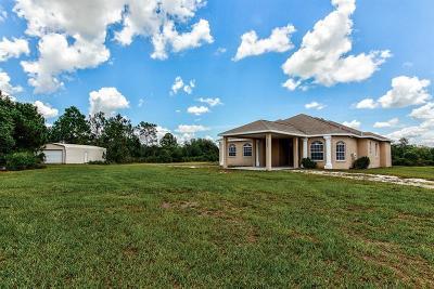 Single Family Home For Sale: 28401 100th Drive E