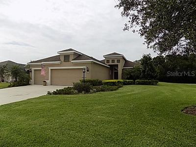 Parrish Single Family Home For Sale: 16520 Rivers Reach Boulevard