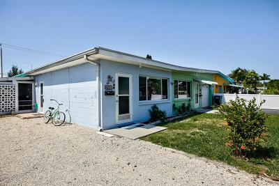 Holmes Beach Single Family Home For Sale: 427 62nd Street