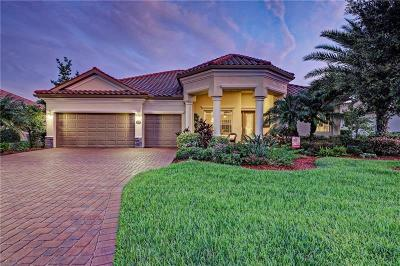 Bradenton Single Family Home For Sale: 8108 Heritage Grand Place