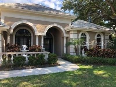 Sarasota, Lakewood Ranch Single Family Home For Sale: 8587 Woodbriar Drive