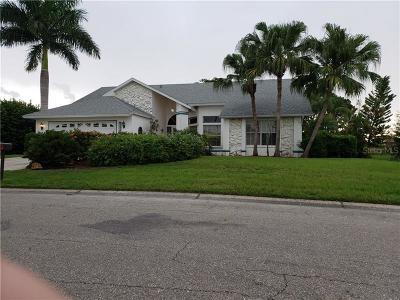 North Fort Myers Single Family Home For Sale: 15168 Sam Snead Lane