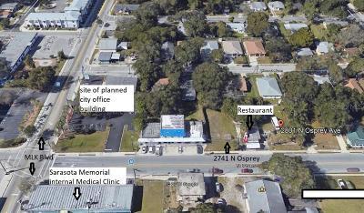Sarasota Residential Lots & Land For Sale: 2741 N Osprey Avenue