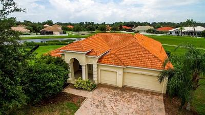 Bradenton Single Family Home For Sale: 12839 Daisy Place