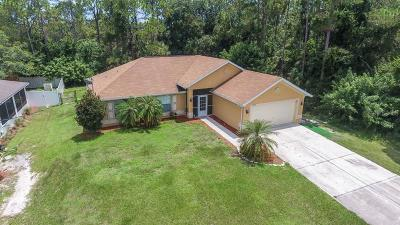 North Port Single Family Home For Sale: 1755 Joshua Avenue