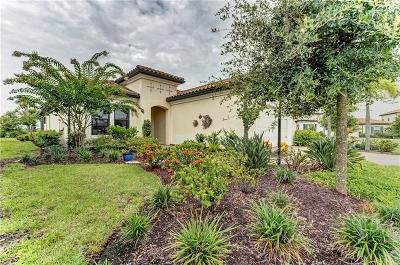 Bradenton Single Family Home For Sale: 16448 Hillside Circle