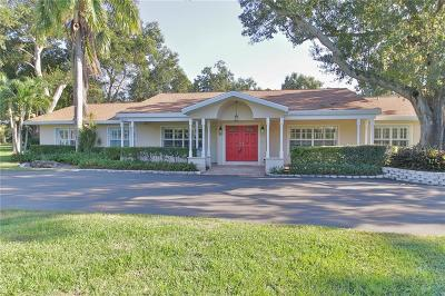 Sarasota, Bradenton Single Family Home For Sale: 5003 Riverview Boulevard