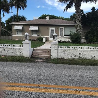 Port Orange Multi Family Home For Sale: 4211 S Peninsula Drive
