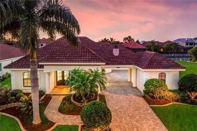 Bradenton Single Family Home For Sale: 536 Mast Drive