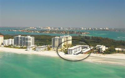 Lido Key Condo For Sale: 2110 Benjamin Franklin Drive #501SEA