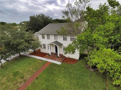 Bradenton Single Family Home For Sale: 107 50th Street NW