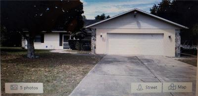 Ocala Single Family Home For Sale: 14020 SW 32nd Terrace Road