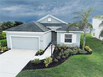 Bradenton Single Family Home For Sale: 5012 Mission Park Lane