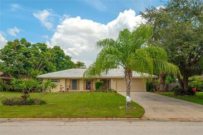 Sarasota Single Family Home For Sale: 3655 Calliandra Drive