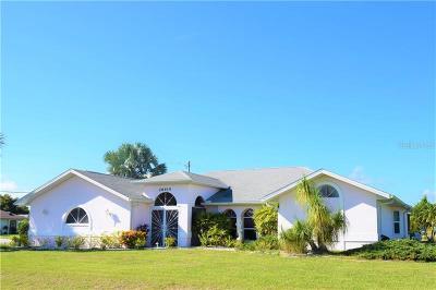 Punta Gorda Single Family Home For Sale: 26415 Bridgewater Road