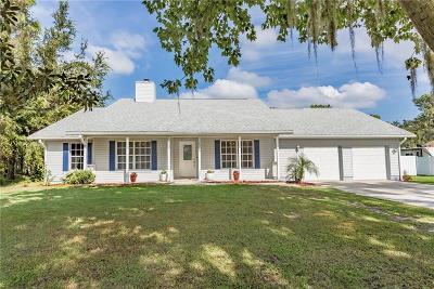 Bradenton Single Family Home For Sale: 13633 2nd Avenue E