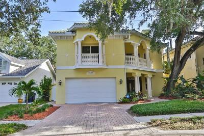 Tampa Single Family Home For Sale: 3117 W Villa Rosa Street