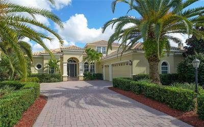 Lakewood Ranch Single Family Home For Sale: 7007 Belmont Court