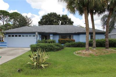Port Charlotte Single Family Home For Sale: 23502 Shelby Avenue