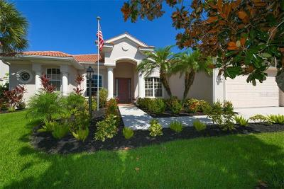 Sarasota, Lakewood Ranch Single Family Home For Sale: 15103 Sundial Place