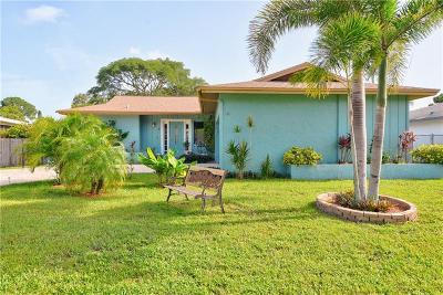 Tarpon Springs Single Family Home For Sale: 1316 Gulfview Woods Lane