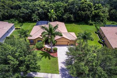 Bradenton Single Family Home For Sale: 14743 2nd Avenue Circle NE