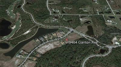Bradenton, Bradenton Beach Residential Lots & Land For Sale: 19464 Ganton Avenue