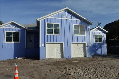 Holmes Beach Multi Family Home For Sale: 308 57th Street #A&B