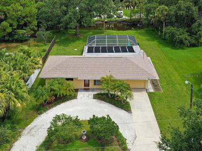 Palmetto Single Family Home For Sale: 3304 7th Street Court W