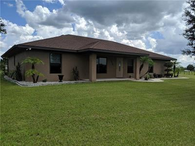 Sarasota Single Family Home For Sale: 13950 Fruitville Road