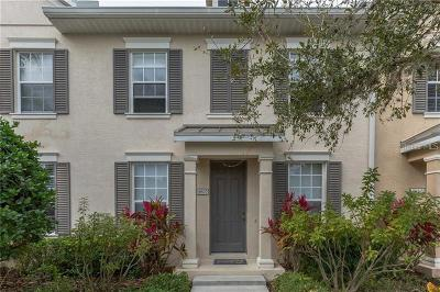 Parrish Townhouse For Sale: 11607 Old Florida Lane