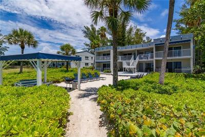 Longboat Key Condo For Sale: 5591 Gulf Of Mexico Drive #7