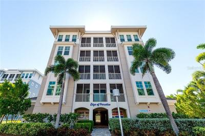 Bradenton, Bradenton Beach Condo For Sale: 395 Aruba Circle #301