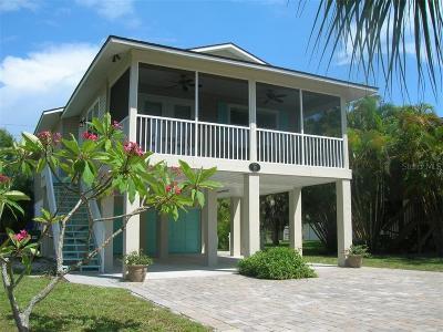 Anna Maria FL Single Family Home For Sale: $1,269,000