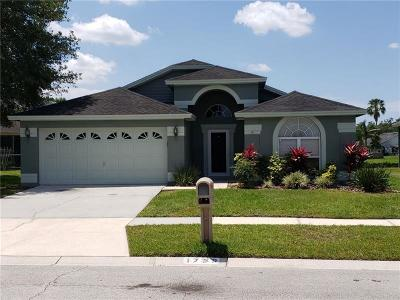 Hillsborough County Single Family Home For Sale: 1733 Westerly Dr