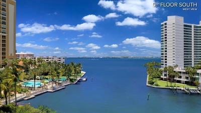 Sarasota Condo For Sale: 200 Quay Commons #501