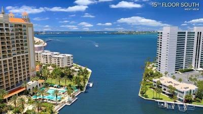 Sarasota Condo For Sale: 200 Quay Commons #1502