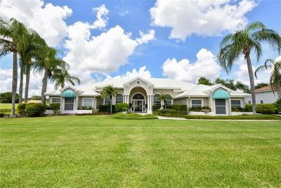 Sarasota Single Family Home For Sale: 8881 Wild Dunes Drive