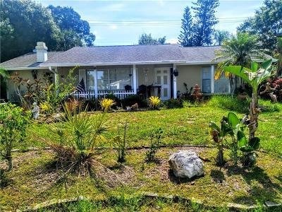 Single Family Home For Sale: 1124 Tarpon Avenue