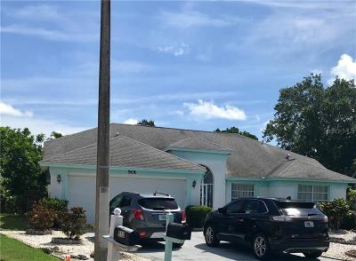 Manatee County Single Family Home For Sale: 501 45th Street E