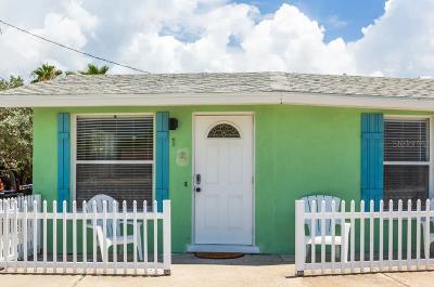 Bradenton Beach Multi Family Home For Sale: 1303 Gulf Drive S #1