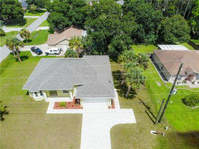 North Port Single Family Home For Sale: 3300 S Salford Boulevard