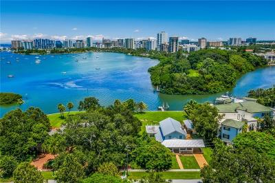 Sarasota Residential Lots & Land For Sale: 1433 Bay Point Drive