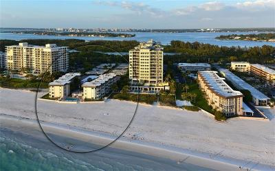 Lido Key Condo For Sale: 1900 Benjamin Franklin Drive #303ARL