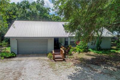 Sarasota Single Family Home For Sale: 4954 Hubner Circle