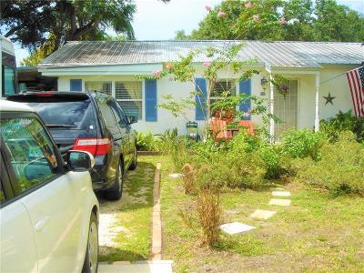 Single Family Home For Sale: 4731 W Anita Boulevard