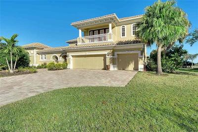 Manatee County Single Family Home For Sale: 11007 Big Bass Place