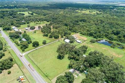 Single Family Home For Sale: 27112 State Road 64 E
